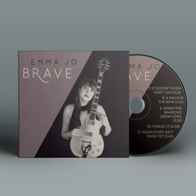 Brave Emma Jo CD