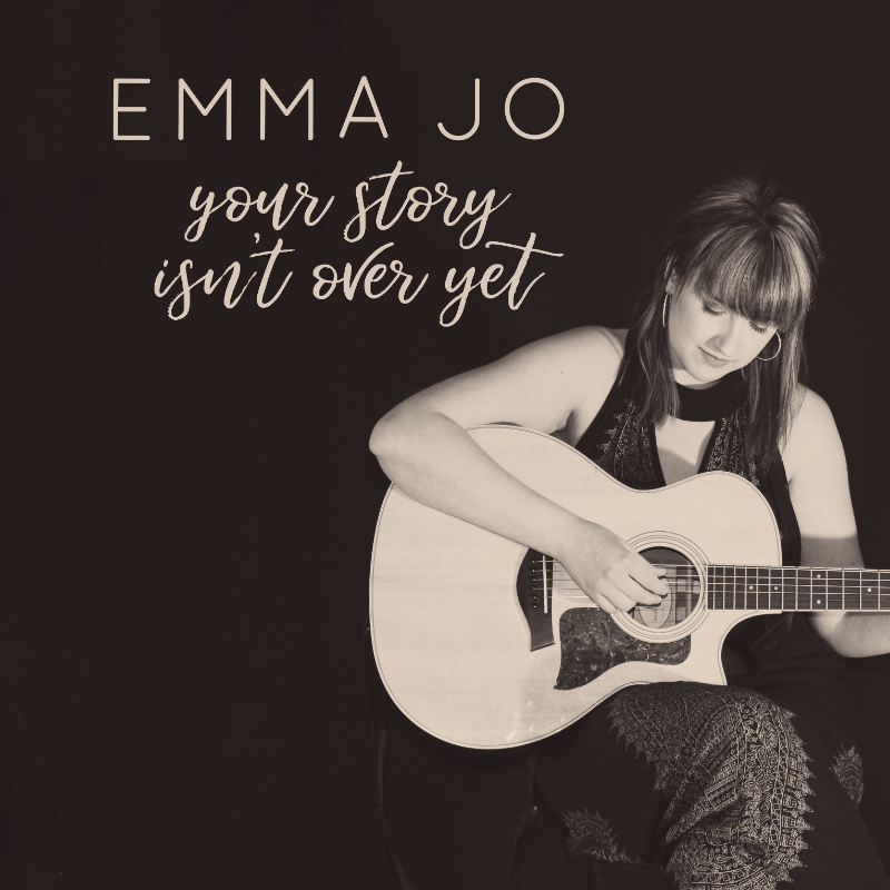 Your Story Isn't Over Yet single cover